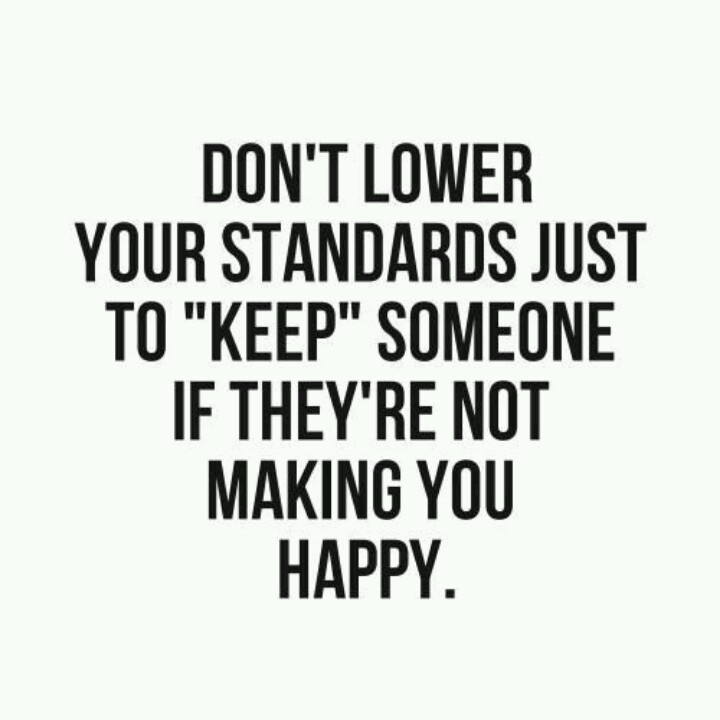 quotes about setting standards 37 quotes