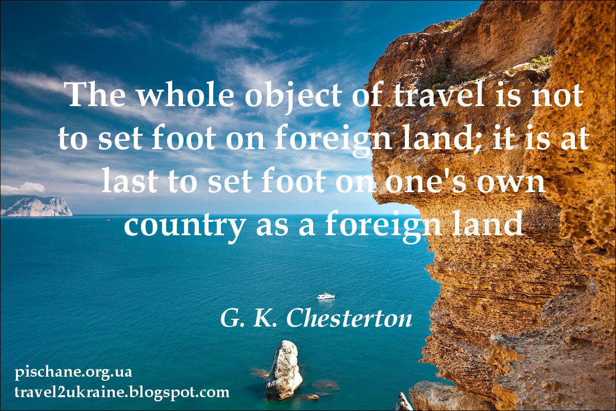 Quotes About Foreign Travel 34 Quotes