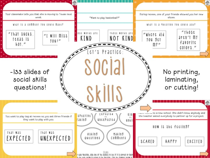 Social Skills Worksheets Free Sharebrowse – Social Skills Worksheets for Kids