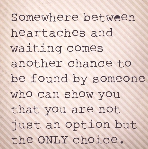 Quotes About Chance And Love 144 Quotes