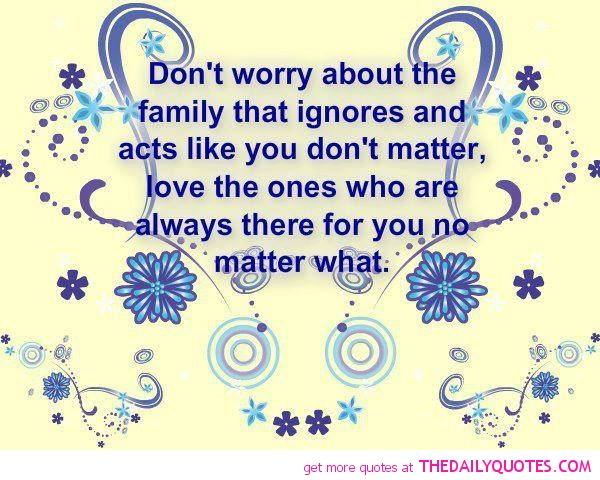 Quotes About Bad Family 80 Quotes
