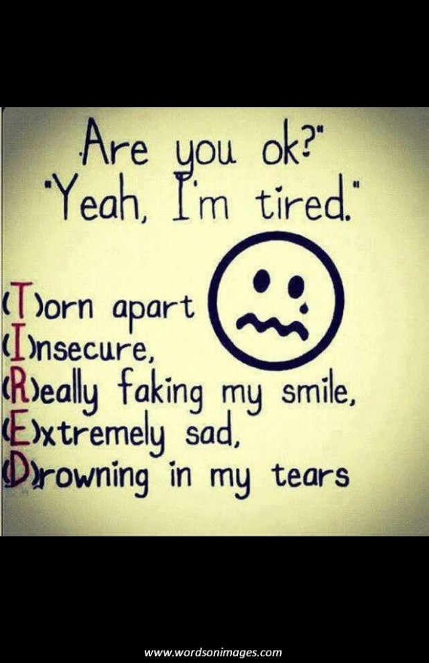Quotes About Depression In Life 107 Quotes