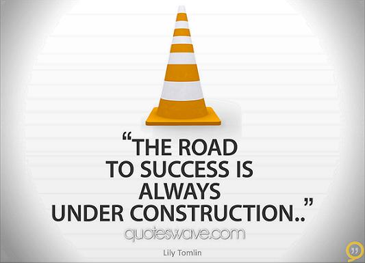 Quotes about Road construction (47 quotes)