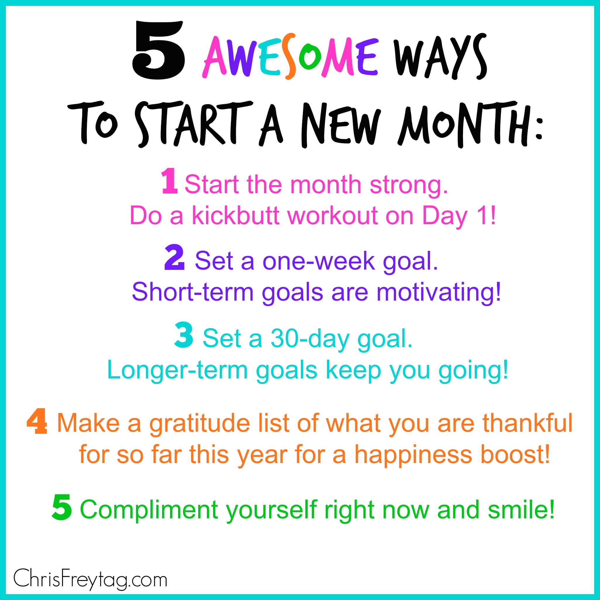 Quote Of The Month: Quotes About Starting A New Month (36 Quotes