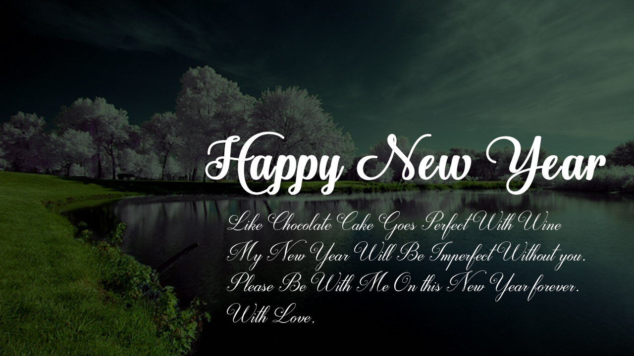 quotes about new year wish
