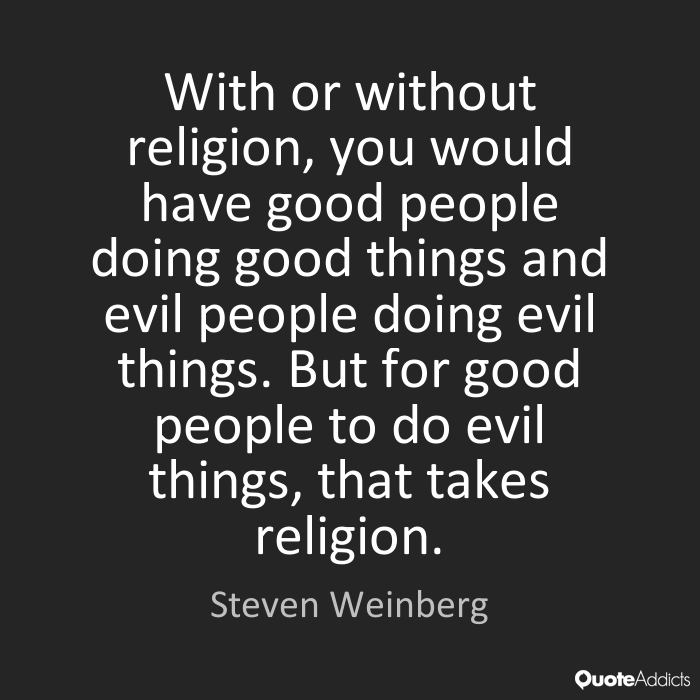 do good avoid evil essay If the quote doesn't serve any of the above then you are forcing it into the essay and this could do more harm than good you should start writing your essay with a quote that lays foundation to the main idea behind the essay.