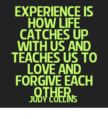 Quotes About Good Life Experiences 48 Quotes