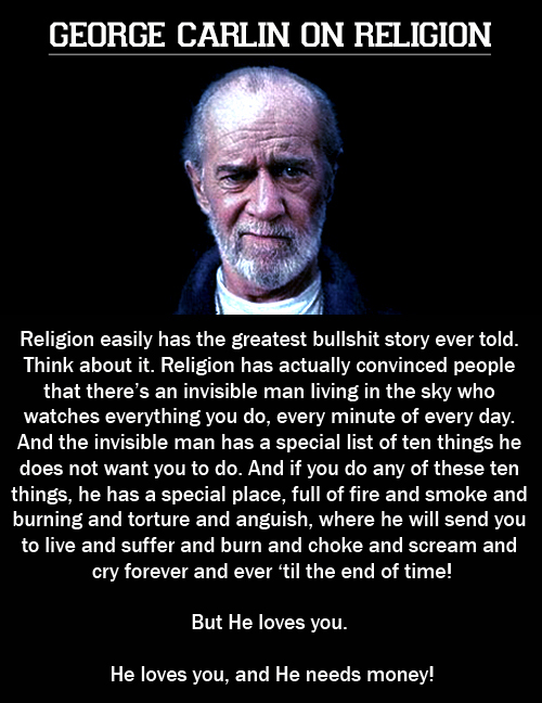george carlin and radio censorship essay
