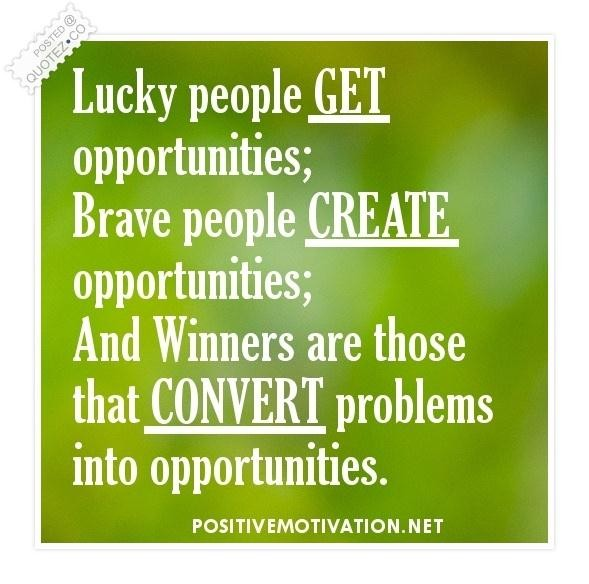 Getting Lucky Quotes