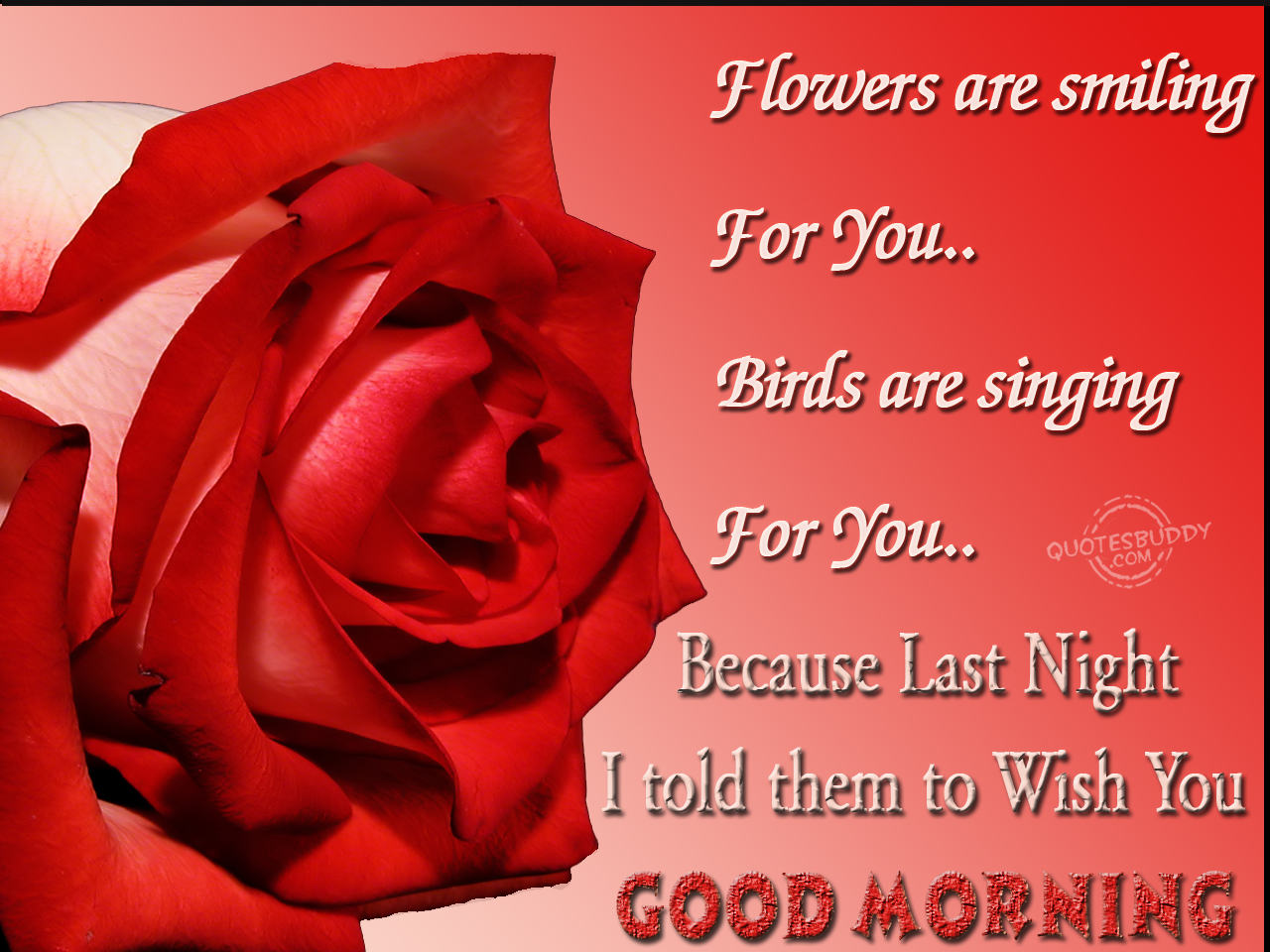 Quotes About Morning And Flowers 27 Quotes