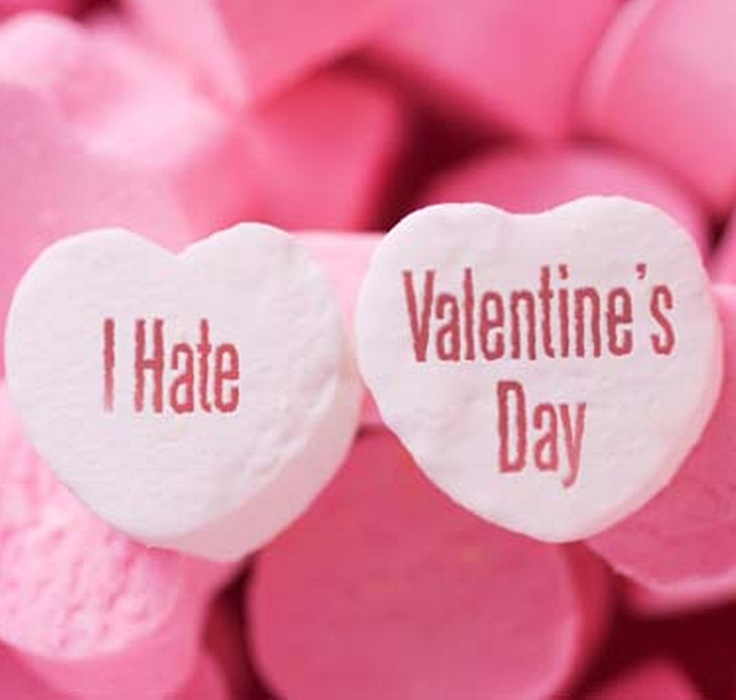 Quotes About Valentines Day Hate 40 Quotes Inspiration Hate Valentine Day Quotes