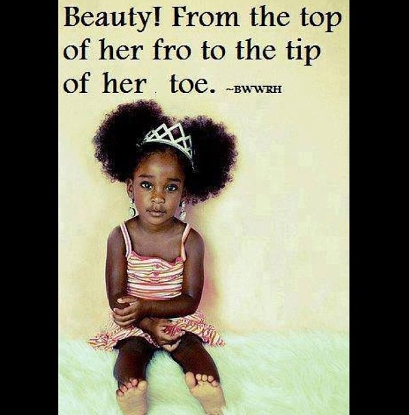 Quotes About Black Girl Beauty 19 Quotes