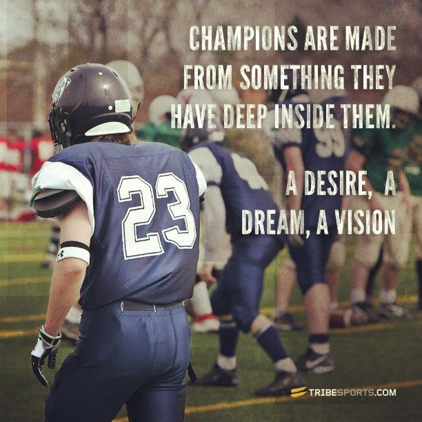 Quotes About American Football 101 Quotes