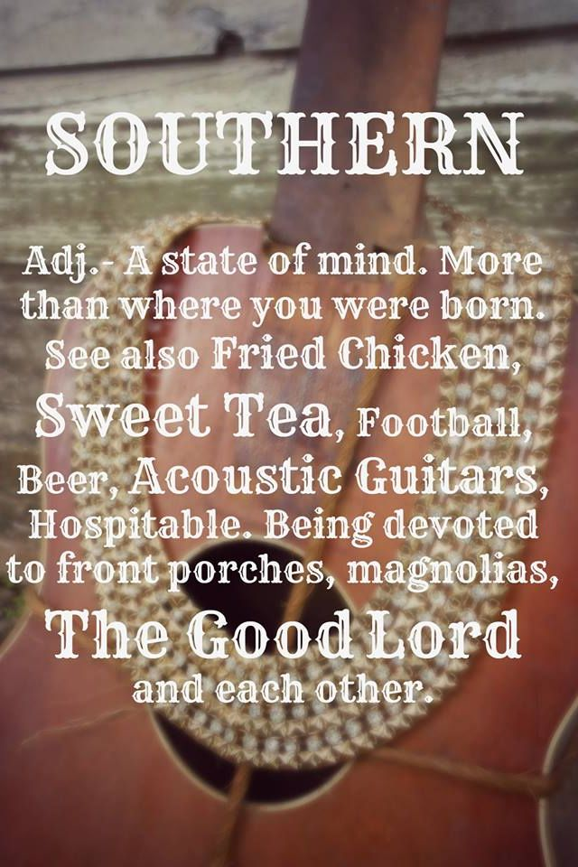 Sweet southern girl quotes