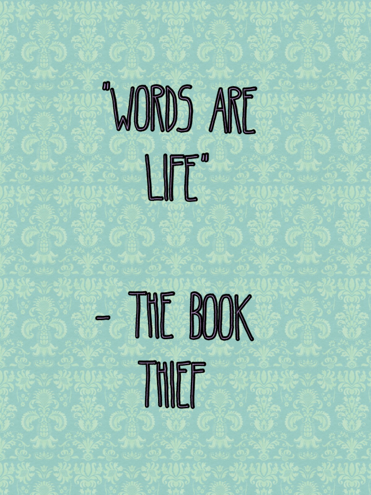 the book thief essay on power of words