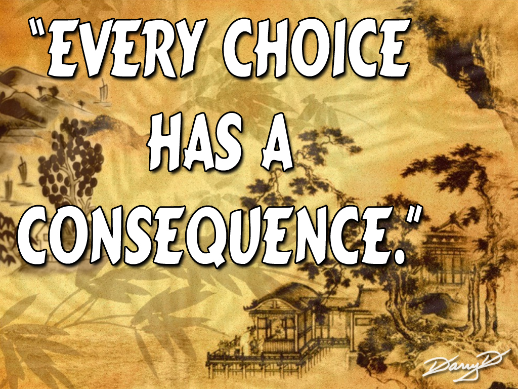 quotes about consequences 653 quotes