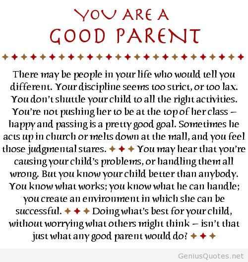 parents are our best friend For very young kids i think the parents should be their best friend my kids are only 3, and we are the best of friends we laugh together, play together, and yet they still know that they have to obey me.