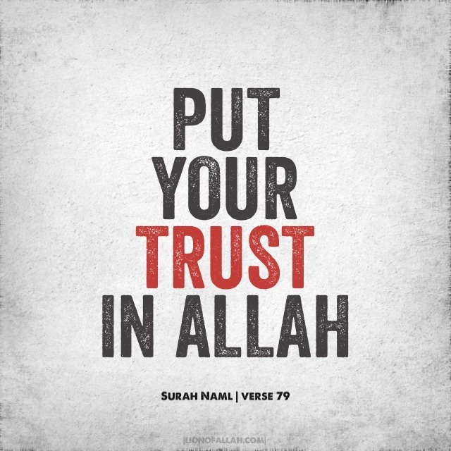 Quotes About Put Your Trust 69 Quotes