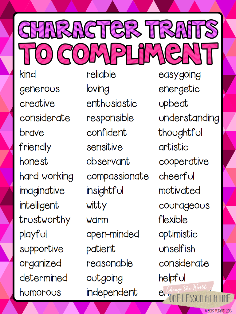 What is a compliment 39