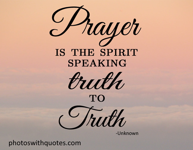 Quotes About Prayers 60 Quotes Awesome Prayer Quote