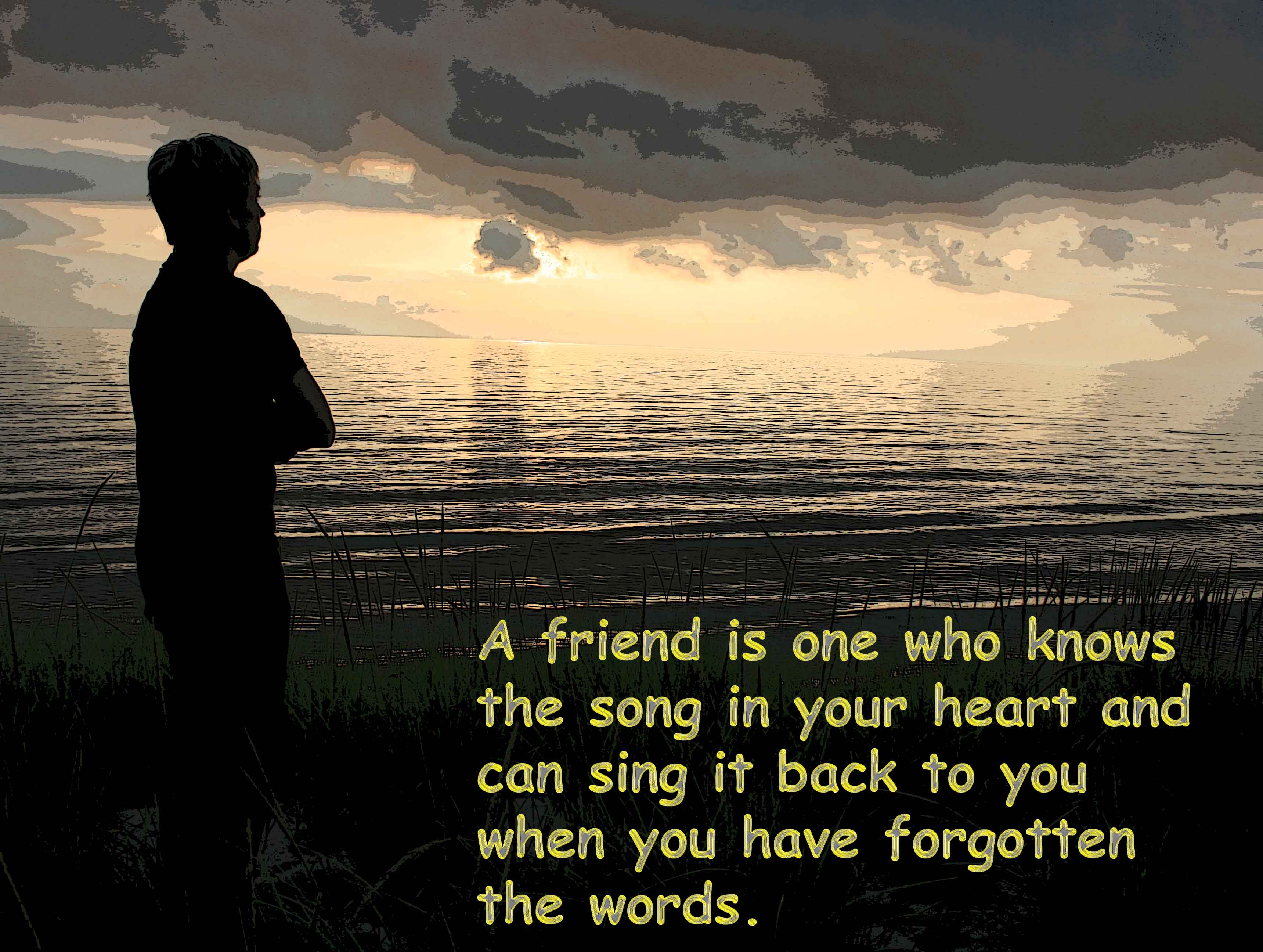 Quotes About Friendship Images 27