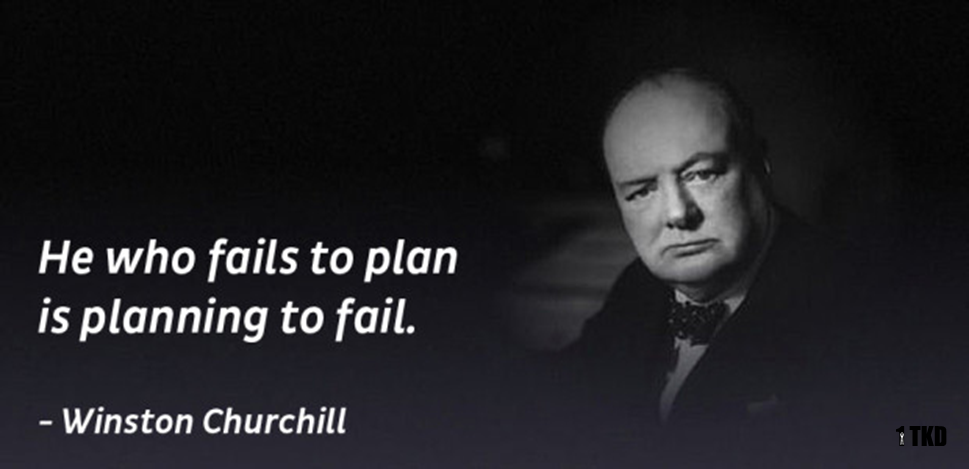 organisations that fail to plan are planning to fail Why most company strategic plans fail belief that a budget is a plan when planning is approached as a in high-performing organizations.