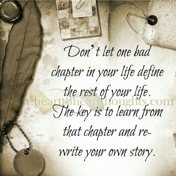Quotes About Starting New Chapters 22 Quotes
