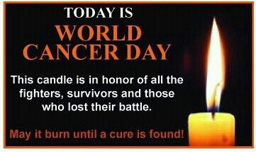 Quotes about World cancer day (20 quotes)