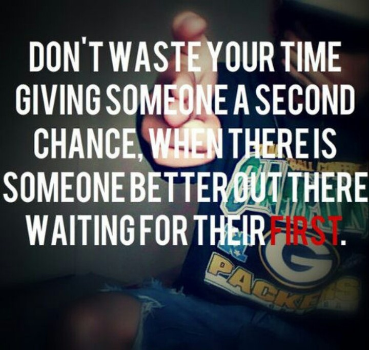 giving someone a second chance Second chances don't even mean that everything goes back to how it was, it can mean that you get to a better more mature place with a more open flow of give and take we also hear about second.