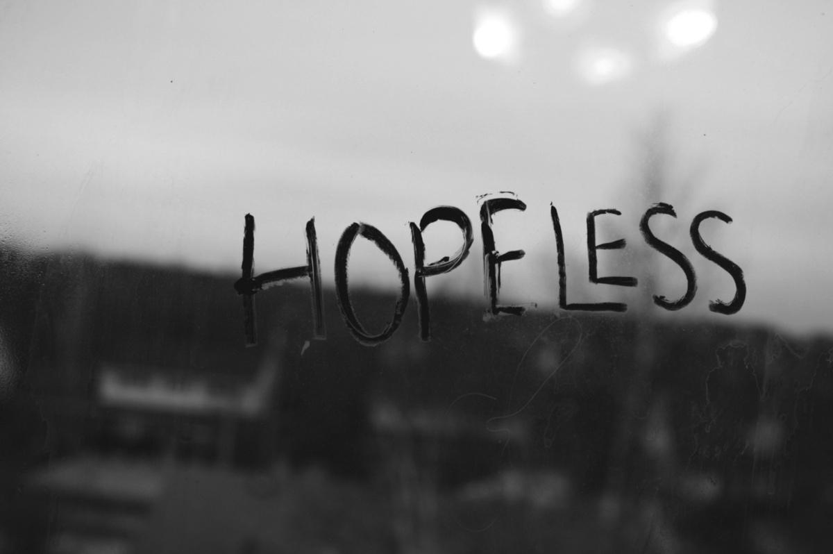 Resultado de imagen de hopeless  tumblr