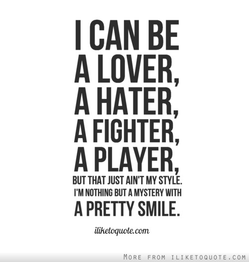 Player Quotes: Quotes About Relationship Haters (47 Quotes