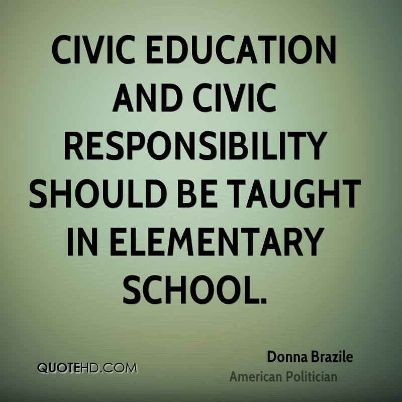 social responsibility and civic engagement essay
