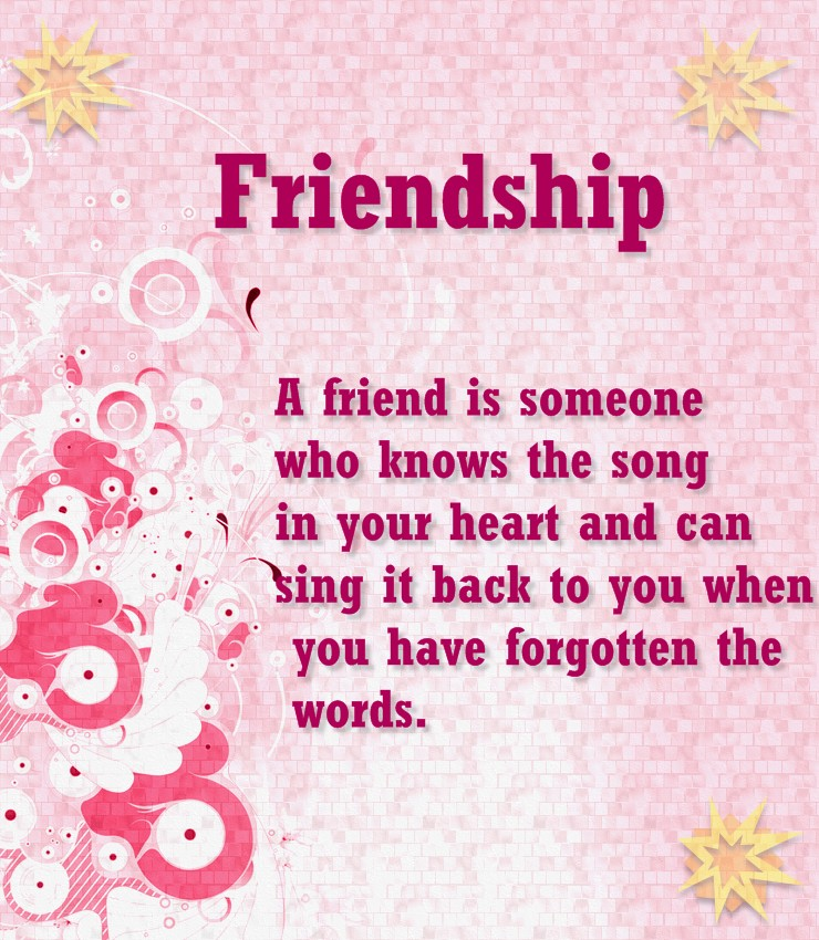 Quotes About Beautiful Friends 58 Quotes