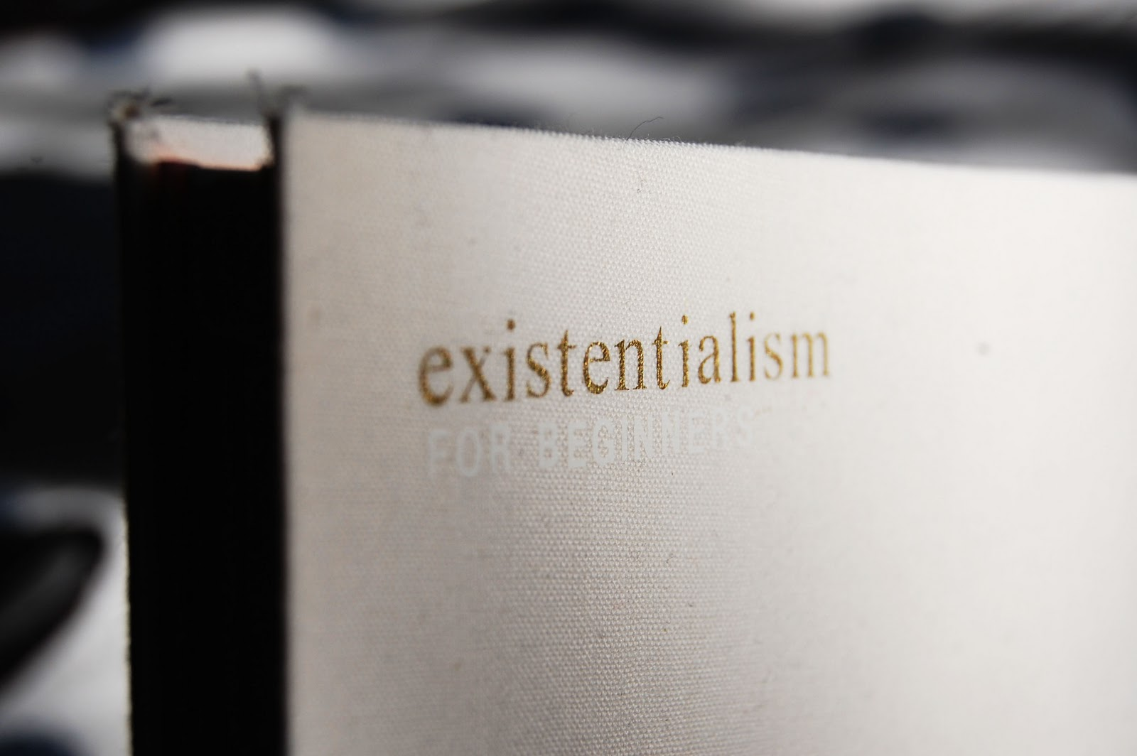 the history and features of existentialism Existentialism stressed the special character of personal existentialism in modern art overview which is contingent on external factors such as history and.