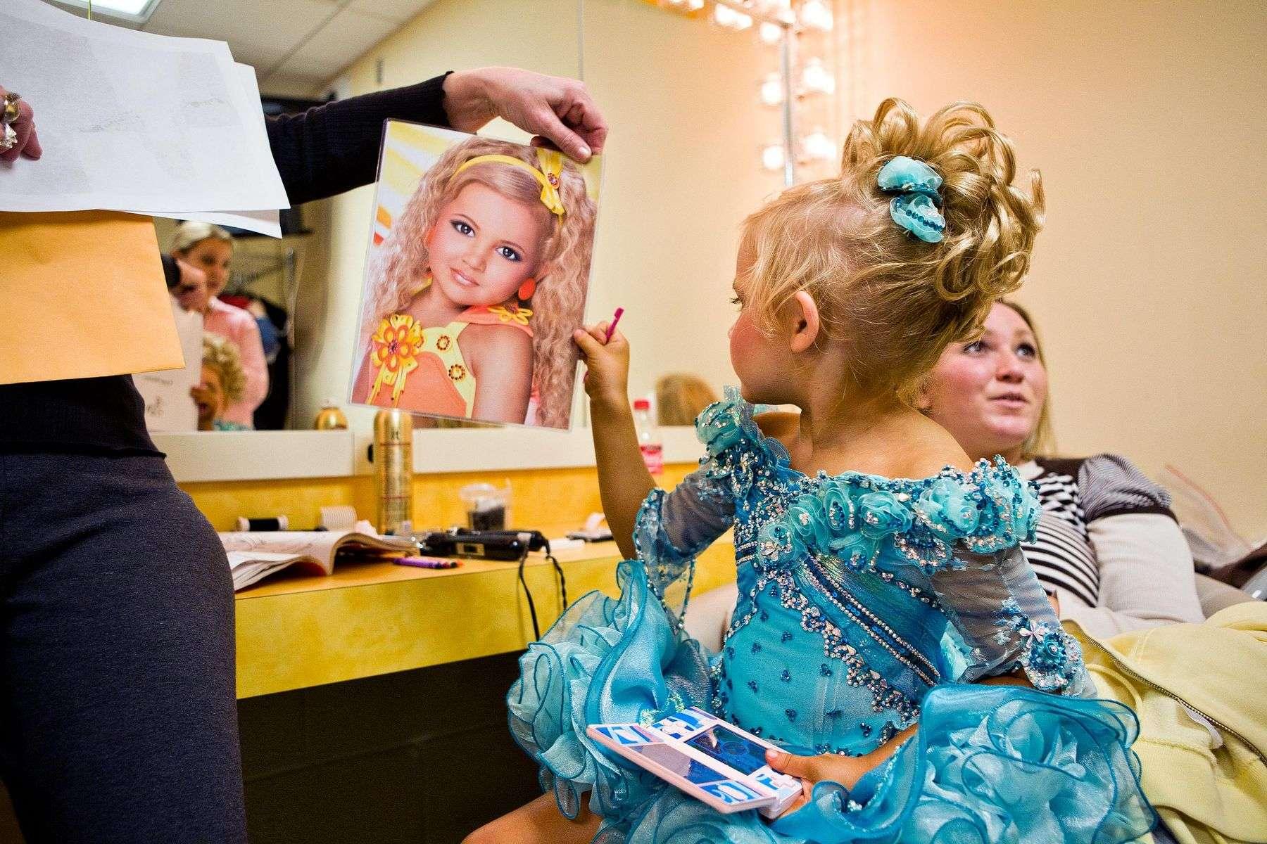 Фото детей с конкурсов красоты
