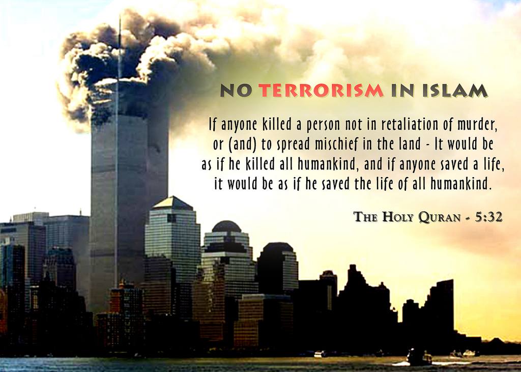 terrorism a threat to mankind