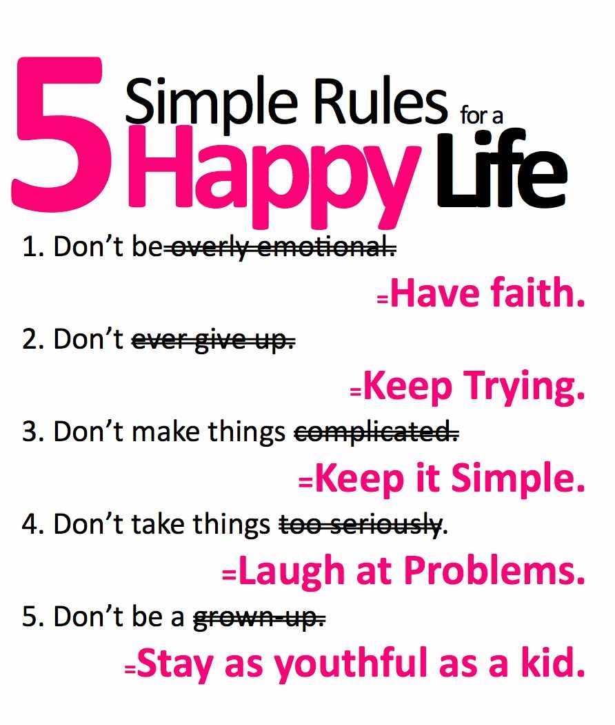 7 Rules Of Life Quote: Quotes About Rules For Life (78 Quotes