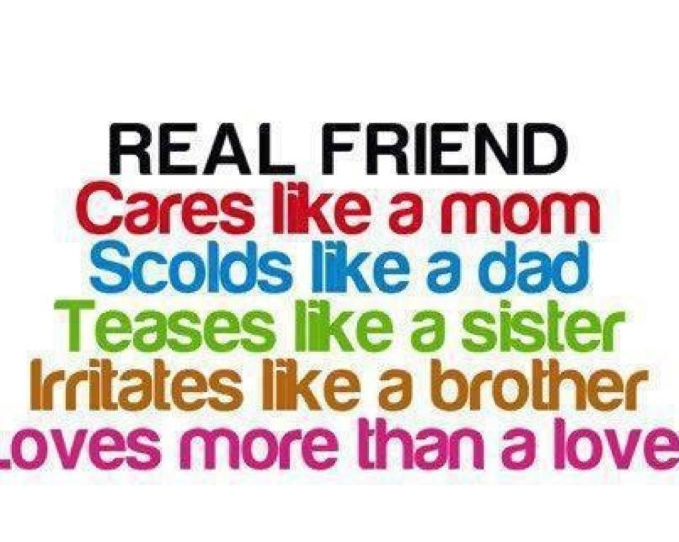 real friends are better than facebook friends The average facebook user may have have hundreds or thousands of friends on facebook  most of your facebook friends are not your real friends.
