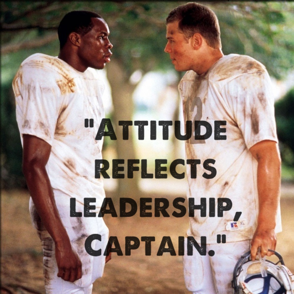 """leadership in remember the titans I was watching the movie """"remember the titans"""" and i decided to analyze one of the leaders in the film for those of you who may not know, this movie is true story about the struggles and victories of a newly-integrated high school football team in 1971 alexandria, virginia."""