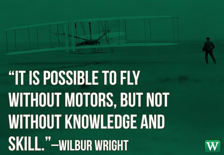 Quotes About The Wright Brothers 60 Quotes Adorable The Wright Brothers Quotes