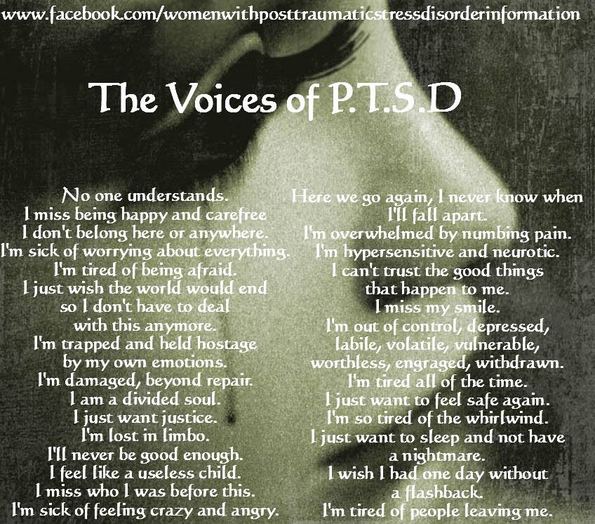 Quotes About Ptsd 60 Quotes Stunning Quotes About Ptsd