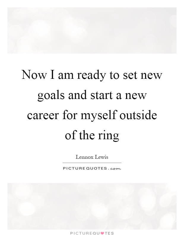 career goals and inspirations - career goals over the past few decades, people have drastically changed the way they choose their career times have changed a great deal, and people no longer feel forced into a certain profession.