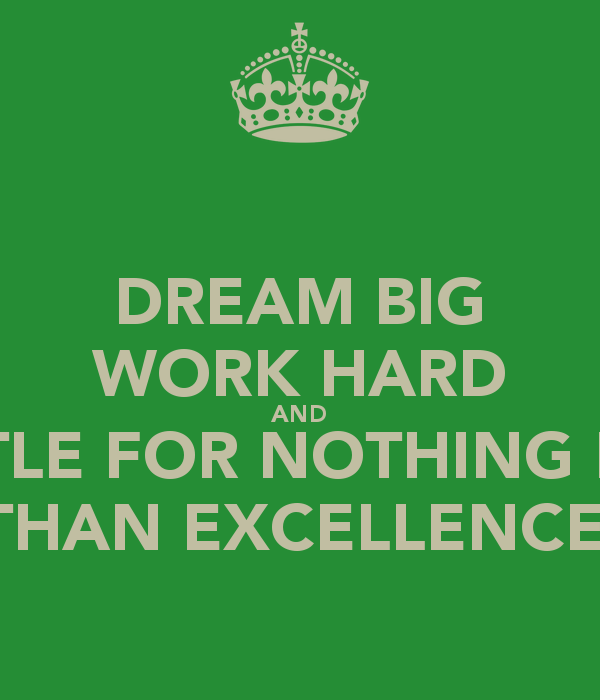 Quotes About Work Excellence 60 Quotes Best Excellence Quotes