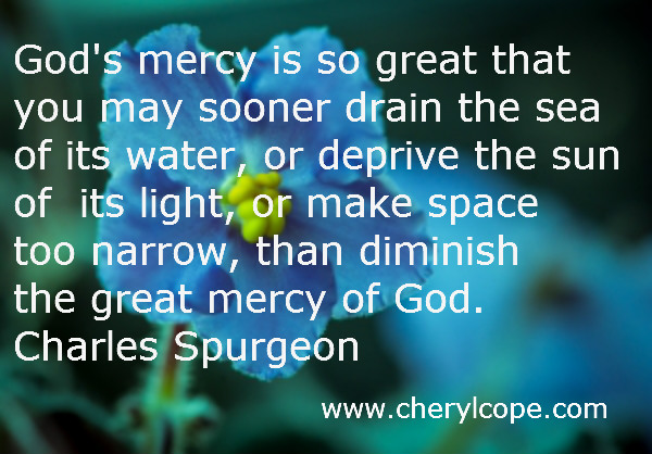 Quotes About Mercy Of God 60 Quotes Gorgeous Gods Mercy Quotes