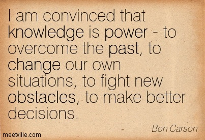 Quotes About Knowledge Power  Quotes