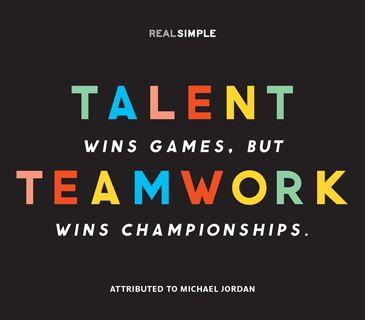 short essay about teamwork