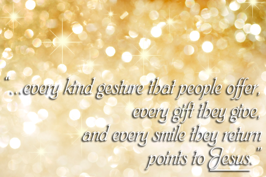 Quotes on giving gifts for christmas