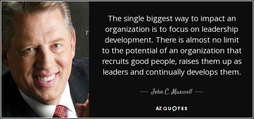 leadership essay quotes