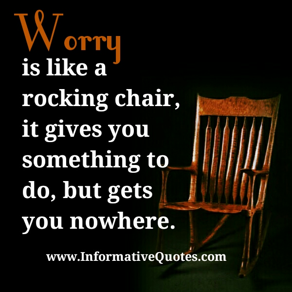 Quotes About Rocking Chair