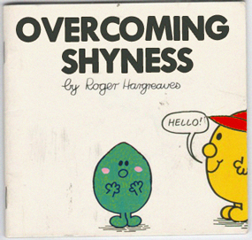 overcome shyness essay How to overcome shyness we've both experienced different variations of shyness, and through practice and increased awareness we have both overcome this.